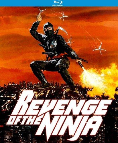 Blu-ray : Revenge Of The Ninja (Blu-ray)