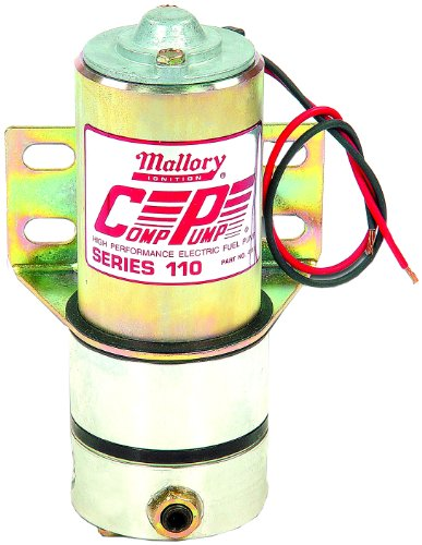 Mallory 4110 High Performance Electric Fuel Pump