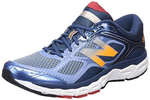 new-balance-w860v6-mens-running-shoes-blue-white-orange-11-uk