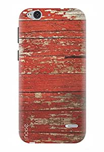 Noise Designer Printed Case / Cover for Lyf Water 2 / Patterns & Ethnic / Wood Design