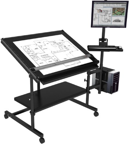 Discount drafting table furniture sale bestsellers good for Cheap modern furniture amazon