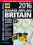 AA Road Atlas Britain 2016