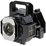 Compatible EPSON PowerLite HC 8350 Projector Replacement Lamp with Housing