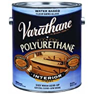 Varathane Interior Water-Based Polyurethane-INT S/G W/B POLYURETHANE