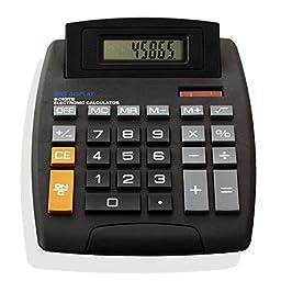 Easy-See Electronic Digital Calculator - Large Tilt Display - Big Buttons