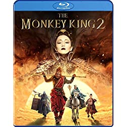 The Monkey King 2 [Blu-ray]