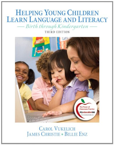 Helping Young Children Learn Language and Literacy: Birth...