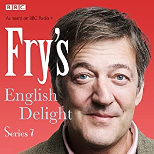 Fry's English Delight: Series 7 Radio/TV