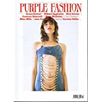 Purple Fashion 表紙画像