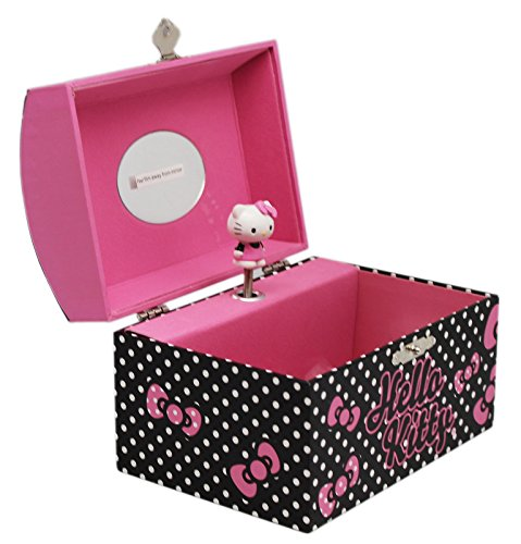 Hello-Kitty-Dome-Musical-Jewelry-Box