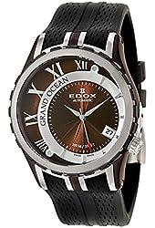 Edox Grand Ocean Automatic Men's Automatic Watch 80080-357BR-BRIN