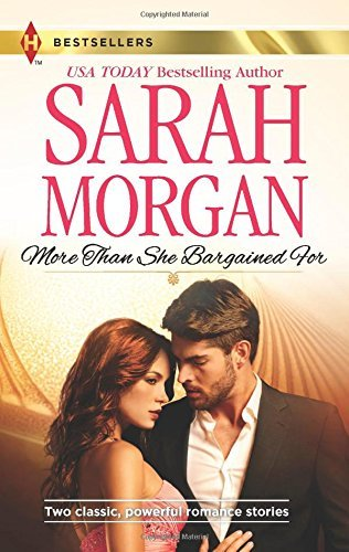 Sarah Morgan - More than She Bargained For: The Prince's Waitress Wife\Powerful Greek, Unworldly Wife (Harlequin Bestseller)