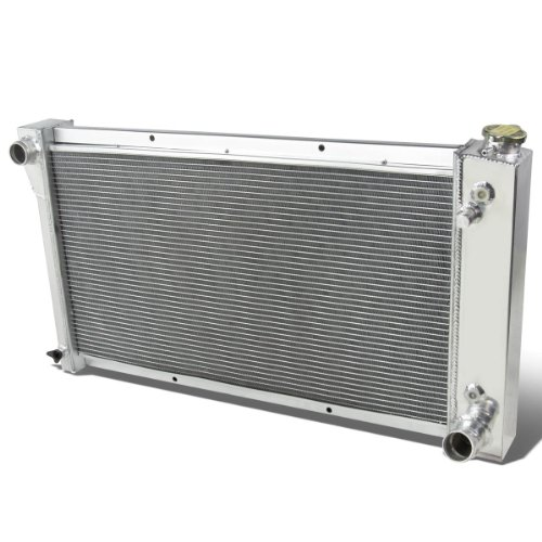 Chevy/GMC Truck Full Aluminum 3-Row Racing Radiator (1971 C10 Chevy Parts compare prices)