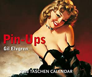 "Cover of ""Pinups (Tear Off Calendar)"""