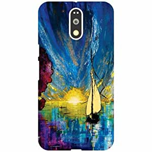 Motorola Moto G4 Plus Back Cover - Beauty Of Nature'S Art Designer Cases