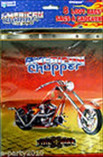 American Chopper Favor Bags (8ct)