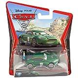 Disney Pixar Cars 2 Die Cast Nigel Gearsley #20