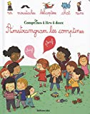 echange, troc Virginie Aladjidi, Caroline Pellissier - Comptines à lire à deux : Amstramgram les comptines - Dès 2 ans