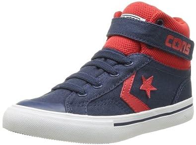 Fashionable Converse Boys' Chuck Taylor Pro Blaze Strap High Top Sneakers Shoe For Kids Sale Online Multicolor Schemes