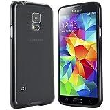 Samsung Galaxy S5 Mini Hülle in Schwarz - - Preisverlauf