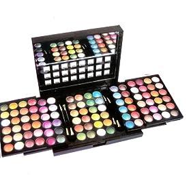 SHANY  Eyeshadow Kit, 96 Metallic Runway Colors