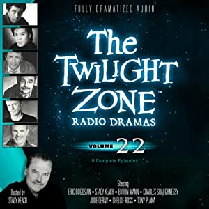 The Twilight Zone Radio Dramas, Volume 22 Radio/TV Program