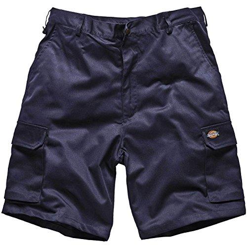 Dickies - Pantaloncini - Uomo blu blu navy