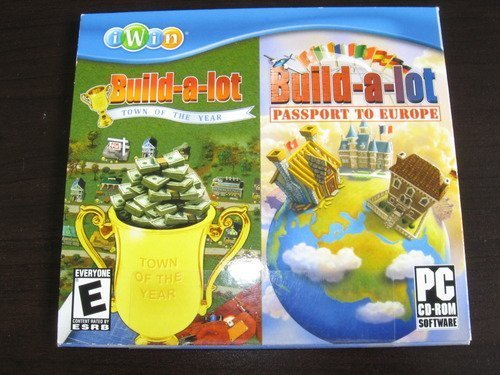 Build-a-lot 2: Town of the Year & Build-a-lot 3: Passport to Europe - 1