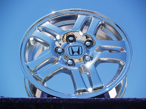 Honda CR-V: Set of 4 genuine factory 15inch chrome