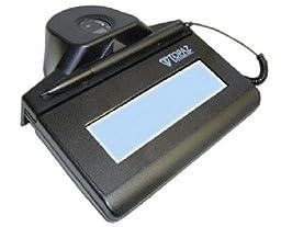 Topaz IDGem TF-LBK462-HSB-R Electronic Signature Pad with Fingerprint Sensor