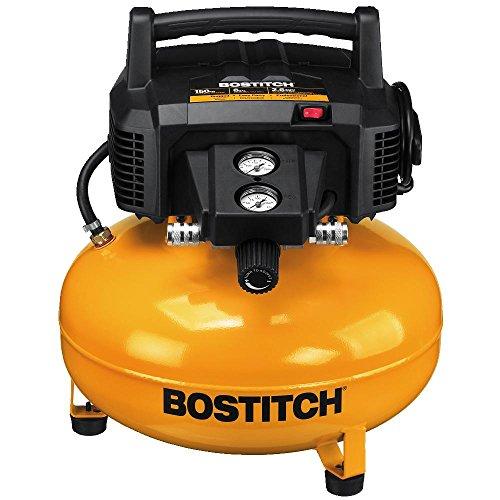 Sale!! Bostitch BTFP02012 6 Gallon Pancake Compressor
