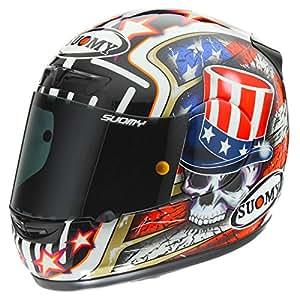 Suomy Apex Helmet (Sam, Large)