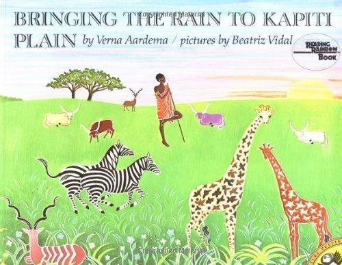 Bringing the Rain to Kapiti Plain by Verna Aardema (July 16 1992) (Bringing The Rain To Kapiti Plain compare prices)