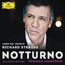 Songs By Richard Strauss - Notturno [+digital booklet]