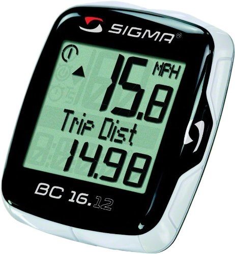 Sigma Sport BC16.12 16 Function Bicycle Computer