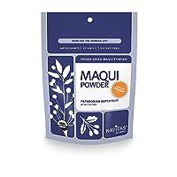 Navitas Naturals Organic Maqui Powder, 3-Ounce Pouch by Navitas Naturals