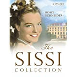 5pc:the Sissi Collection - DVDby Romy Schneider