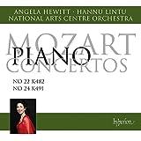 Mozart: Klavierkonzerte Nr.22 KV 482 und Nr.24 KV 491
