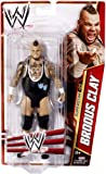 Toy - Brodus Clay #23 - Standard Series 27 - WWE Action Figure