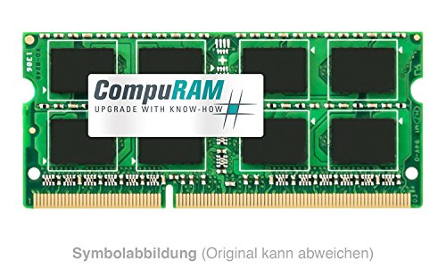 4GB RAM & Arbeitsspeicher Upgrade » Acer Aspire V3-771G Notebook » 204pin SO-DIMM DDR3 » PC3-12800 DDR3-1600MHz