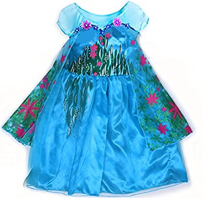 Eyekepper Disguise Princess Party Dress Cosplay Girls Costume For 2-9 Years