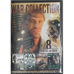 8-Movies of War Collection