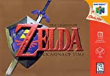 Zelda : The Ocarina Of Time (N64)