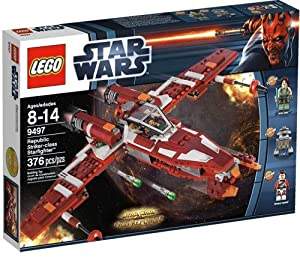 LEGO Star Wars - Republic Striker-class Starfighter (9497)