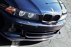 CARBON FIBER BMW E39 M5 H TYPE FRONT BUMPER LIP SPOILER 98-03