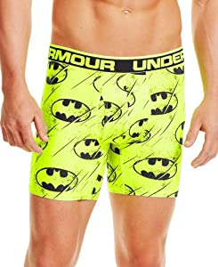 Under Armour Mens Under Armour® Alter Ego Boxerjock® Boxer Briefs by Under Armour