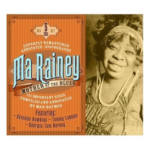 Ma Rainey And Her Georgia Band Ma Rainey Acc. By Her Georgia Jazz Band Jealous Hearted Blues - See See Rider Blues