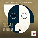 R.シュトラウス&マーラー:ピアノ四重奏曲集・歌曲集