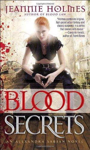Image of Blood Secrets (Alexandra Sabian)