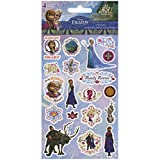 Disney Frozen Sticker - Sheet of 4